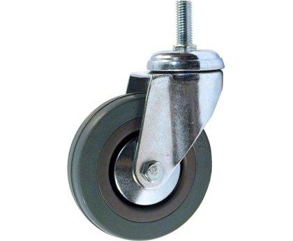 Колесо серая резина с болтовым креплением (3062075 М12)