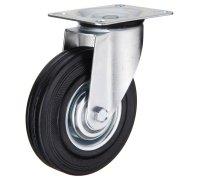 Колесо большегрузное обрезиненное поворотное (1083100)