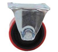Колесо полиуретановое неповоротное (Medium) (1041125 M)