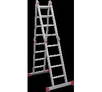 Лестница-трансформер Новая высота NV 332 4x4 ступеней (3320404)