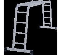 Лестница-трансформер Новая высота NV 132 4x4 ступени (1320404)
