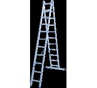 Лестница Новая высота NV 122 2x11 ступеней (1220211)