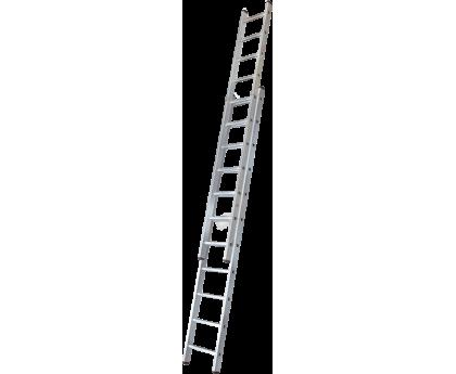 Лестница раздвижная Новая высота NV 526 2x11 ступеней (5260211)