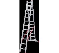 Лестница Новая высота NV 222 2x12 ступеней (2220212)