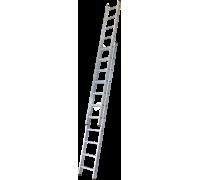 Лестница раздвижная Новая высота NV 526 2x15 ступеней (5260215)