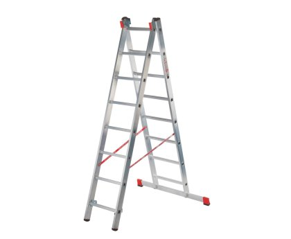 Лестница профессиональная Новая высота NV 322 2x15 ступеней (3220215)
