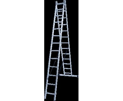 Лестница Новая высота NV 122 2x13 ступеней (1220213)