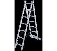 Лестница Новая высота NV 122 2x7 ступеней (1220207)