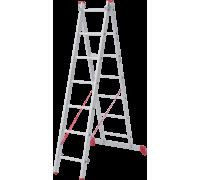 Лестница Новая высота NV 222 2x7 ступеней (2220207)