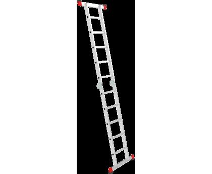 Лестница шарнирная Новая высота NV 331 2x5 ступеней (3310205)