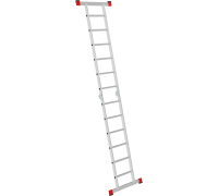 Лестница шарнирная Новая высота NV 331 2x6 ступеней (3310206)