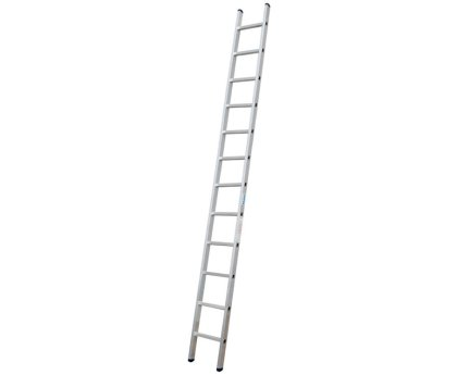 Лестница приставная с перекладинами KRAUSE Stabilo 12 ступеней (133106)