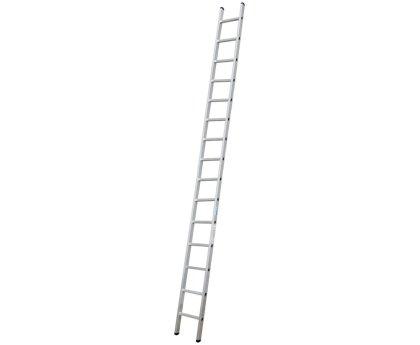 Лестница приставная с перекладинами KRAUSE Stabilo 15 ступеней (133120)