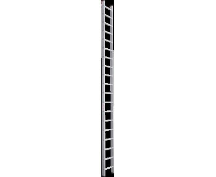 Лестница профессиональная Новая высота NV 321 19 ступеней (3210119)