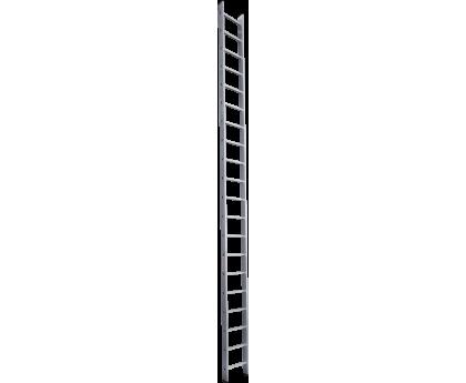 Лестница профессиональная Новая высота NV 321 20 ступеней (3210120)