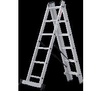 Лестница Новая высота NV 123 3x6 ступеней (1230306)