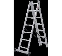 Лестница Новая высота NV 123 3x7 ступеней (1230307)