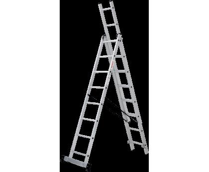 Лестница Новая высота NV 123 3x8 ступеней (1230308)