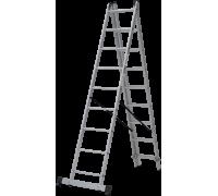 Лестница Новая высота NV 123 3x9 ступеней (1230309)