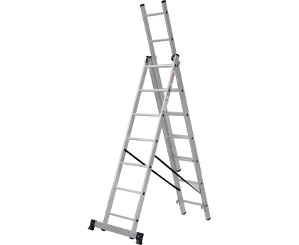 Лестница Новая высота NV 223 3x7 ступеней (2230307)