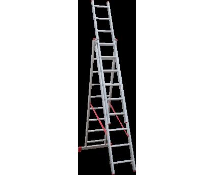 Лестница Новая высота NV 223 3x9 ступеней (2230309)