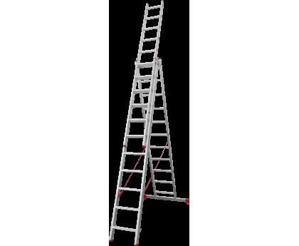 Лестница Новая высота NV 223 3x11 ступеней (2230311)