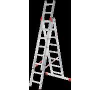 Лестница профессиональная Новая высота NV 323 3x14 ступеней (3231314)