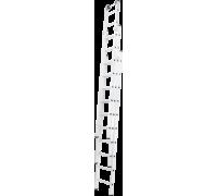 Лестница раздвижная Новая высота NV 527 3x15 ступеней (5270315)