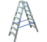 Стремянка KRAUSE Stabilo 2x7 ступеней (124753)