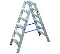 Стремянка KRAUSE Stabilo 2x6 ступеней (124746)