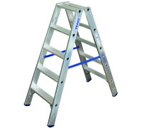 Стремянка KRAUSE Stabilo 2x5 ступеней (124739)