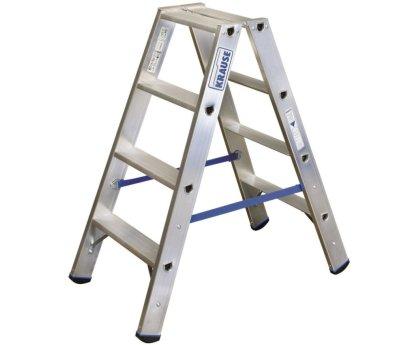Стремянка KRAUSE Stabilo 2x4 ступени (124722)