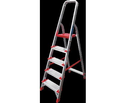 Лестница-стремянка индустриальная Новая высота NV 511 5 ступеней (5110105)