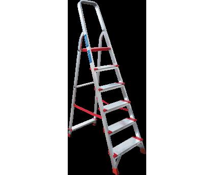 Лестница-стремянка индустриальная Новая высота NV 511 6 ступеней (5110106)