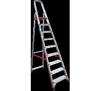 Лестница-стремянка индустриальная Новая высота NV 511 9 ступеней (5110109)