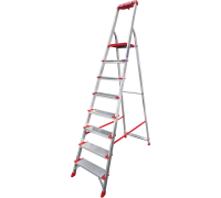 Стремянка с лотком-органайзером Новая высота NV 515 8 ступеней (5150108)