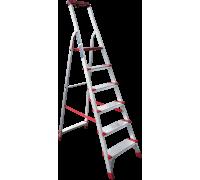 Стремянка с лотком-органайзером Новая высота NV 515 6 ступеней (5150106)