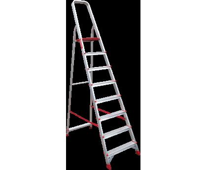 Стремянка профессиональная Новая высота NV 311 8 ступеней (3110108)