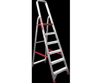 Стремянка профессиональная Новая высота NV 311 6 ступеней (3110106)