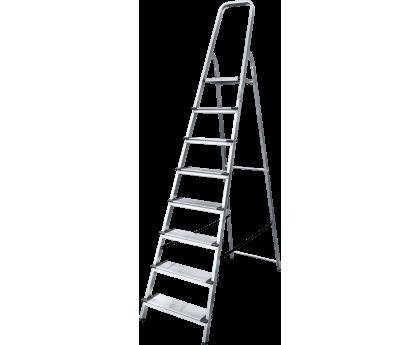 Стремянка с широкими ступенями Новая высота NV 1117 8 ступеней (1117108)