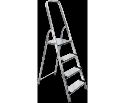 Стремянка с широкими ступенями Новая высота NV 1117 4 ступени (1117104)