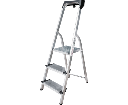 Стремянка с широкими ступенями Новая высота NV 1118 3 ступени (1118103)