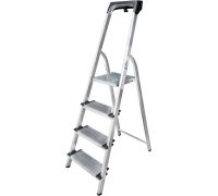 Стремянка с широкими ступенями Новая высота NV 1118 4 ступени (1118104)