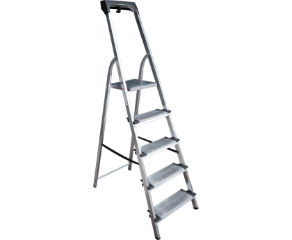 Стремянка с широкими ступенями Новая высота NV 1118 5 ступеней (1118105)