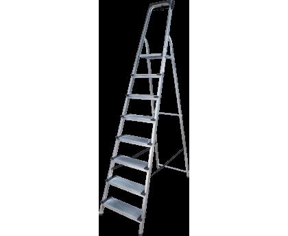 Стремянка с широкими ступенями Новая высота NV 1118 8 ступеней (1118108)