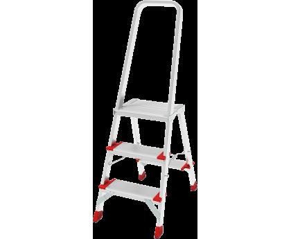 Стремянка с большой верхней площадкой Новая высота NV 5130 3 ступени (5130103)