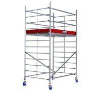 Модульная строительная вышка KRAUSE ProTec XXL 1,4x2,0м (4,3м) (911094)