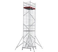 Модульная строительная вышка KRAUSE ProTec XXL 1,35x2,0м (9,3м) (911179)