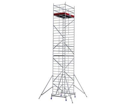 Модульная строительная вышка KRAUSE ProTec XXL 1,35x2,0м (10,3м) (911186)