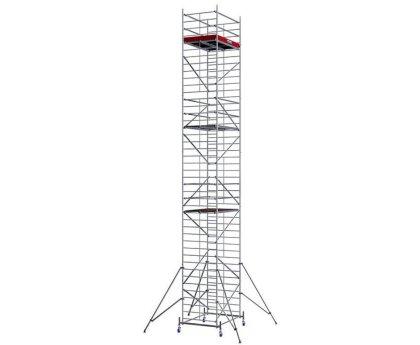 Модульная строительная вышка KRAUSE ProTec XXL 1,35x2,0м (12,3м) (911209)